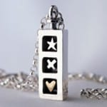 3 Wishes Pendant by Alan Ardiff