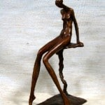 Seated Dreamer by James MacCarthy