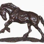 Galloping Horse by Siobhan Bulfin