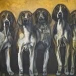 Hounds by Frédérique Lavergne