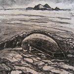 Na Blascaodaí by Tomás O'Cíobháin: Irish art at The Greenlane Gallery