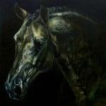 Horse 2 by Frédérique Lavergne