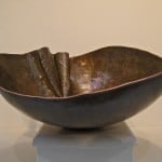 Large Copper Bowl by Mary Jane Verniere