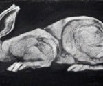 Lying Hare by Heidi Wickham