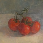 Vine Tomatoes by Maeve McCarthy