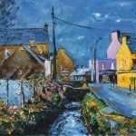 Spa Road Dingle by Michael Flaherty