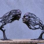 A Fond Kiss by John Coll