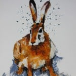 Hare IV by Michael Flaherty