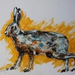 Hare I by Michael Flaherty