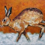 The Patter of Tiny Thoughts by Michael Flaherty: Irish art at The Greenlane Gallery
