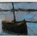 Sailing West No.3 by Christine Thery