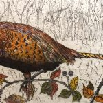 Pheasant – Original by Annabel Langrish