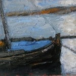 Sailing West no. 4 by Christine Thery