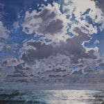 Ocean Sky by Patsy Farr