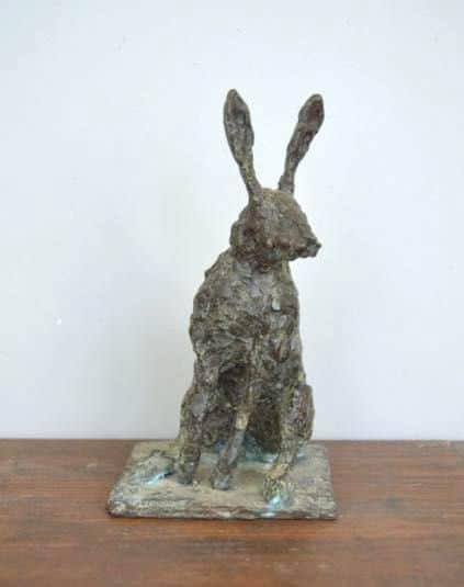 Hare - Bronze