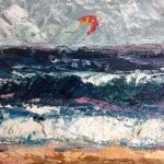 Riding the Waves I by Deborah Donnelly