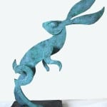 Boxing Hare by Séamus Connolly