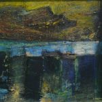Across Smerwick Harbour by Liam Holden: Irish art at The Greenlane Gallery
