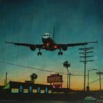 Lax Airport by Joby Hickey
