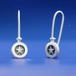 Super Star Earrings, 60