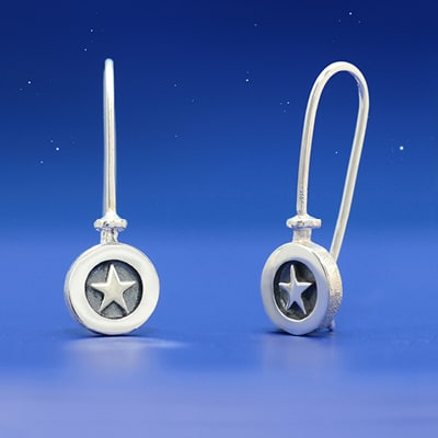 1ad28e17351a8 Super Star Earrings - Greenlane Gallery Dingle