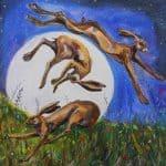 Hareplay by Annabel Langrish