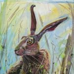 Morning Hare by Annabel Langrish