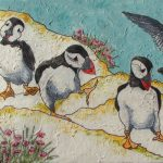 Puffin Circus – Limited Edition by Annabel Langrish