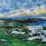 back-west-dingle-oil-on-panel-e3750