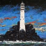 Evenings Little Rush of Blood, Fastnet by Michael Flaherty
