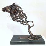 Capall an Gaoith Aniar – West Wind Horse by John Coll