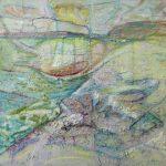 Coastlines, oil on panel, 64 x 72 cm, €2,400