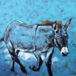 Donkey III by Michael Flaherty