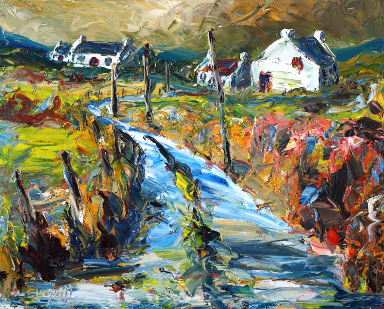 Greenlane Gallery Dingle Artists And Artwork Paintings