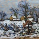 Snow Brandon by Michael Flaherty