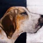 Beagle I by Heidi Wickham