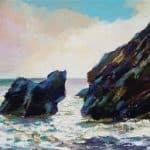Tower Bay Afternoon by Robert Shaw