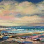 Kerry Shore, Windy Day by Robert Shaw