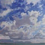 Summer Cloud, Ventry by Patsy Farr