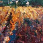 Autumn Turning Field by Deborah Donnelly