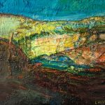 Mountain Bog by Liam Holden: Irish art at The Greenlane Gallery