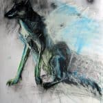 Young Wolf II by Margo Banks