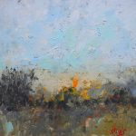 Daybreak by Vivienne St Clair: Irish art at The Greenlane Gallery