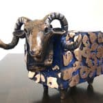 Ram by Séamus Connolly: Irish art at The Greenlane Gallery