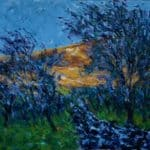 Spring light by Michael Flaherty: Irish art at The Greenlane Gallery