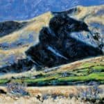 Glen Bog by Michael Flaherty: Irish Art by Greenlane Gallery Dingle