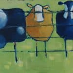Hey, Diddle diddle 2 by Denise Hussey: Irish art at The Greenlane Gallery