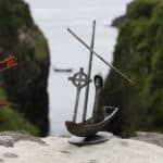The Pilgrimage by Kevin John: Irish art at The Greenlane Gallery