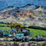 Green sheds by Michael Flaherty: Irish art at The Greenlane Gallery