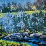 Abhainn Mhór 1 by : Irish Art by Greenlane Gallery Dingle